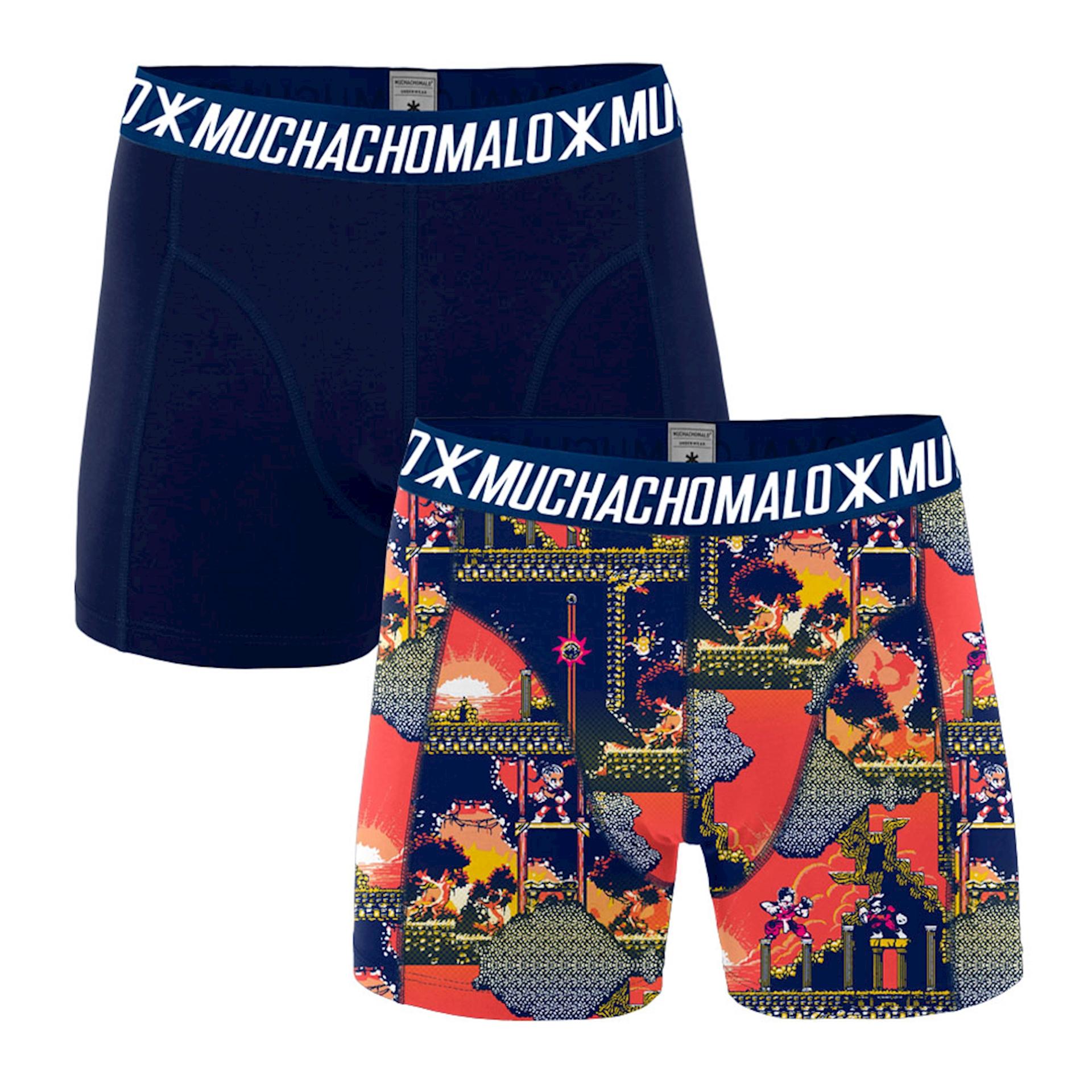 Muchachomalo boxershorts Super Nintendo 2-pack-XL