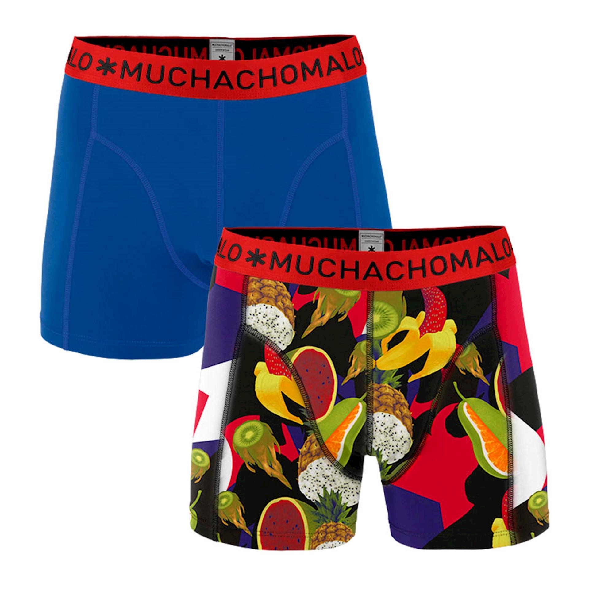 Muchachomalo Boxershorts GMO 2-pack-M