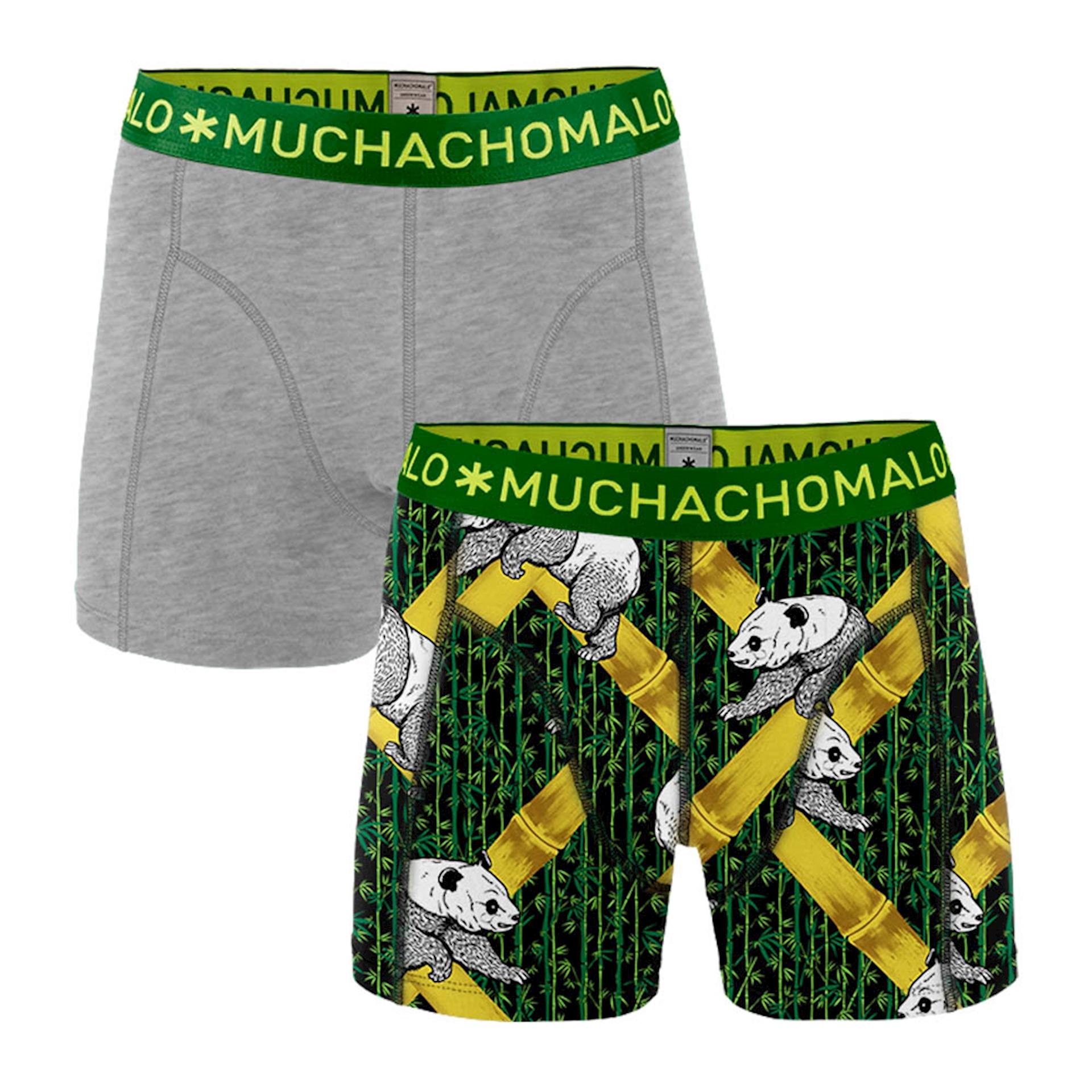 Muchachomalo Boxershorts Panda-XXL
