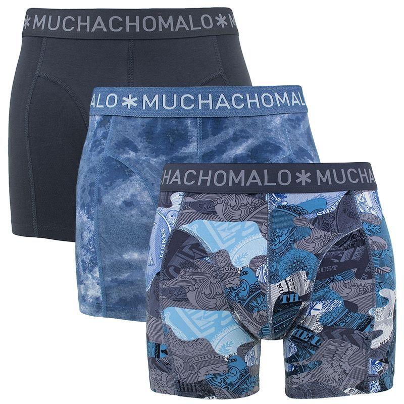 Muchachomalo boxershorts Hustler 3-pack