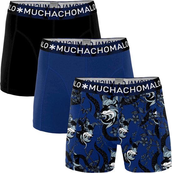 Muchachomalo Boxershorts Voxho 3-pack-S