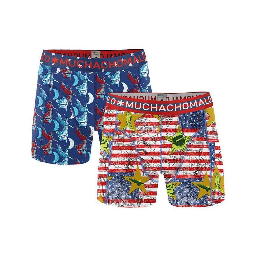 Muchachomalo 2-Pack Men Shorts Sinax-S