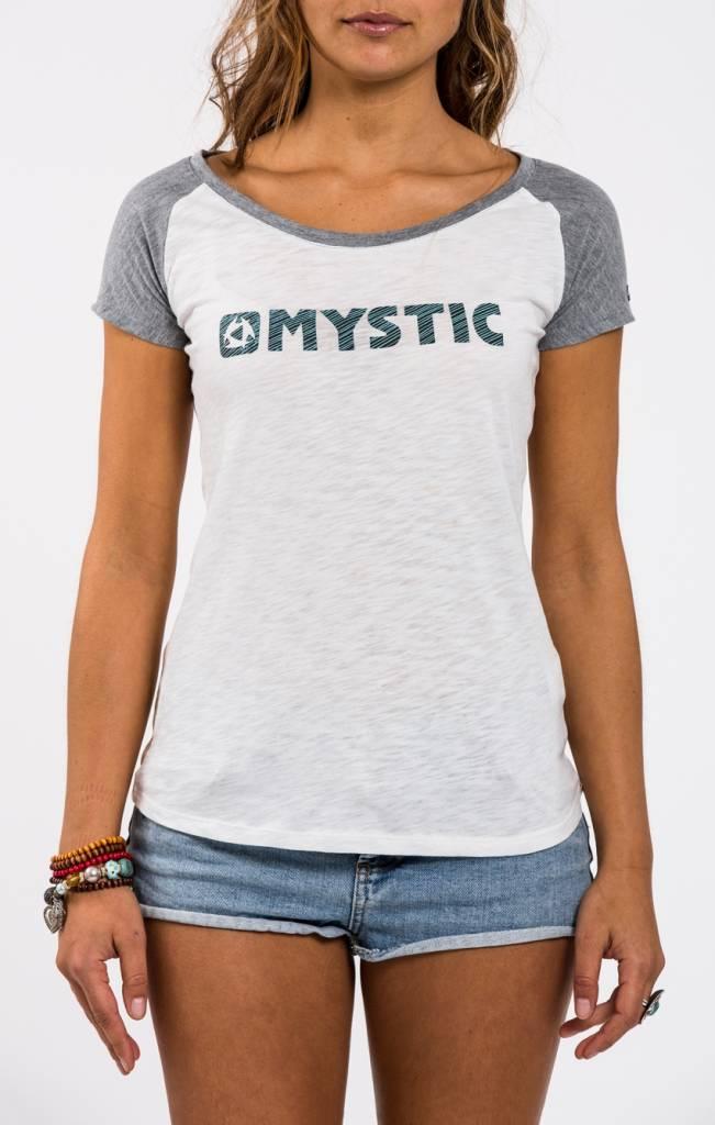 Mystic Damen M-Strip Tee