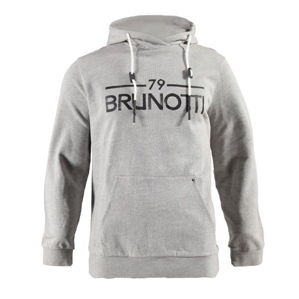 Brunotti Nace Heren Sweater Light Grey Melee L