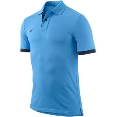 Nike Authenthic Polo Blue