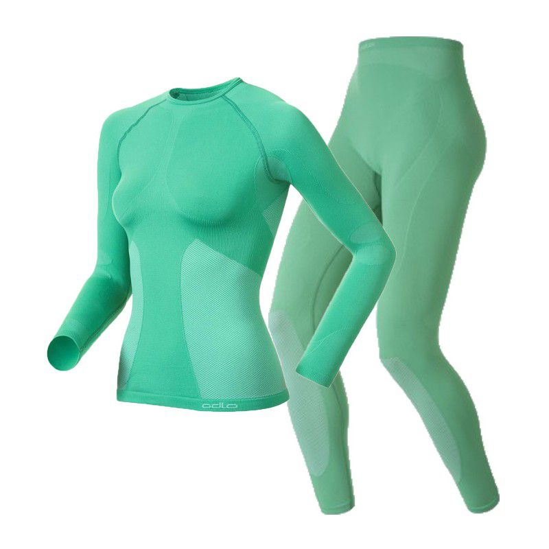 Odlo Thermoset Originals Warm Women Green