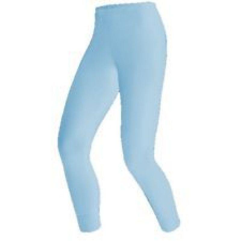 Odlo Thermobroek Originals Warm Women Light Blue-XL