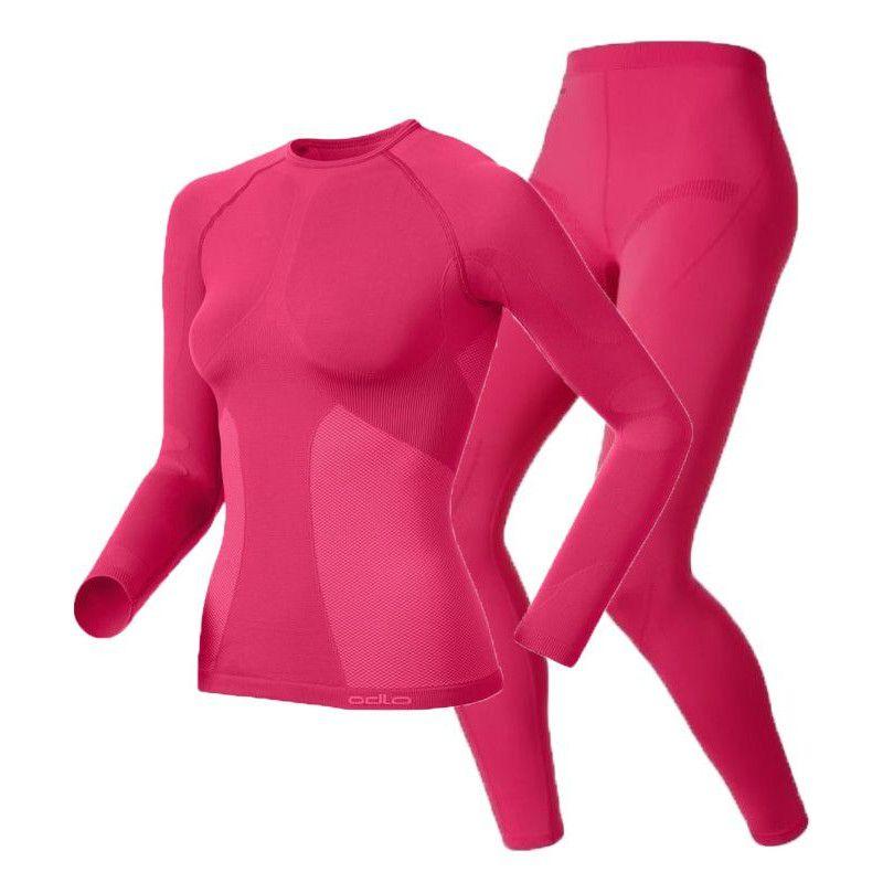 Odlo Thermoset Sports Underwear Evolution Fuchsia-XL