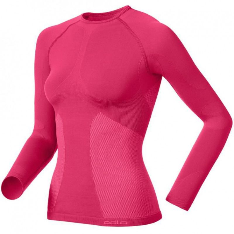Odlo Thermoshirt Sports Underwear Evolution Fuchsia-XL