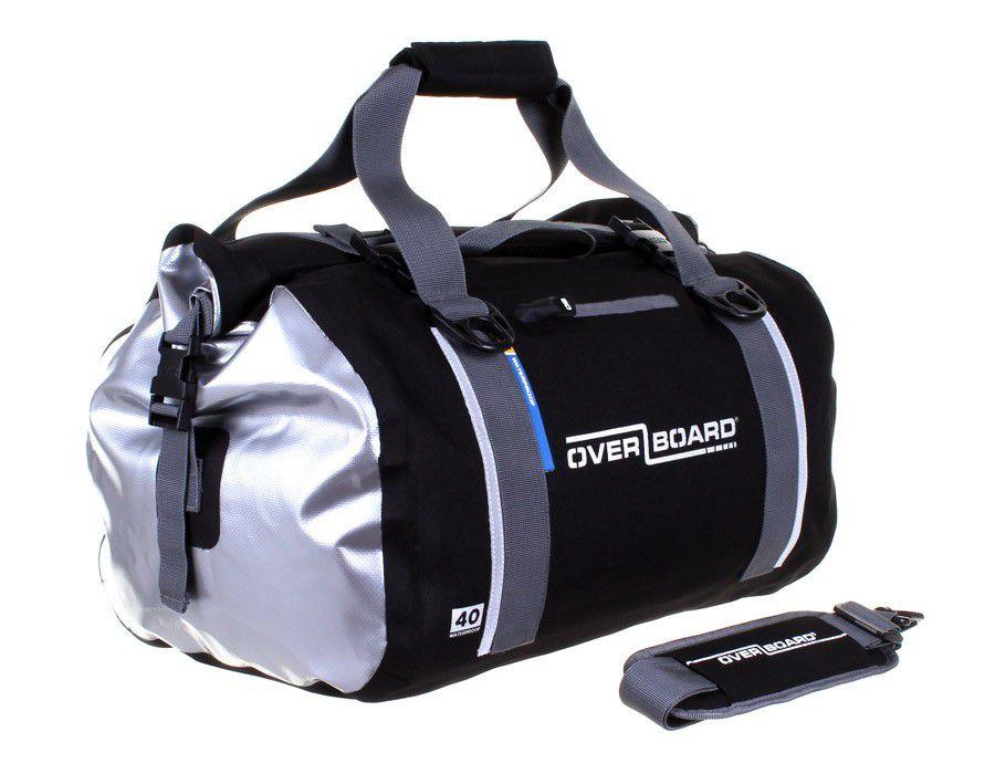 Overboard Duffel Bag Zwart - 40 liter