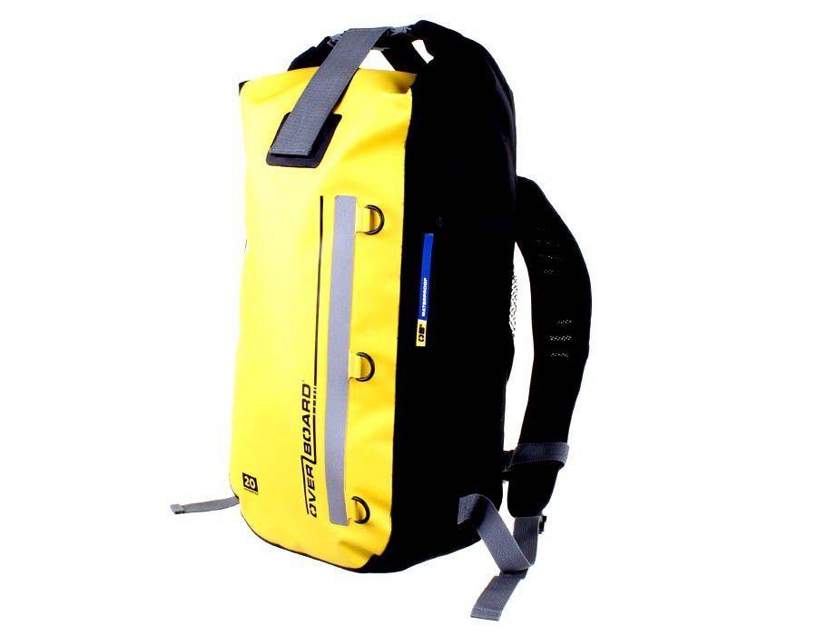 Overboard Classic Backpack Geel - 20 liter