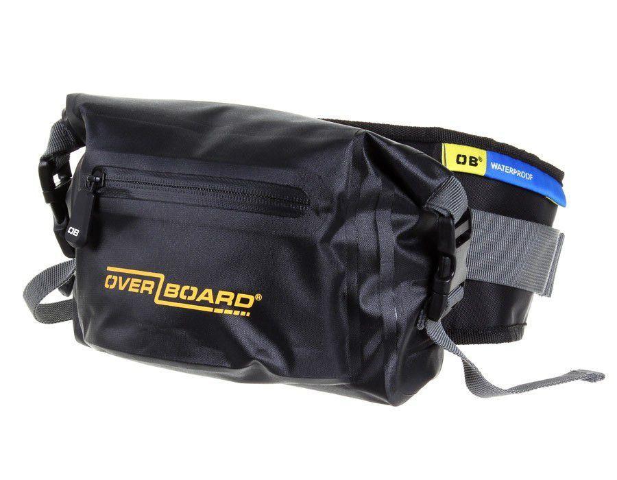 Overboard heuptas zwart - 3 liter