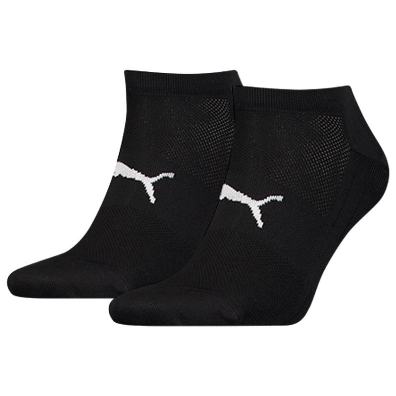 Puma Performance Train Ligt Sneaker Black/White 2-pack