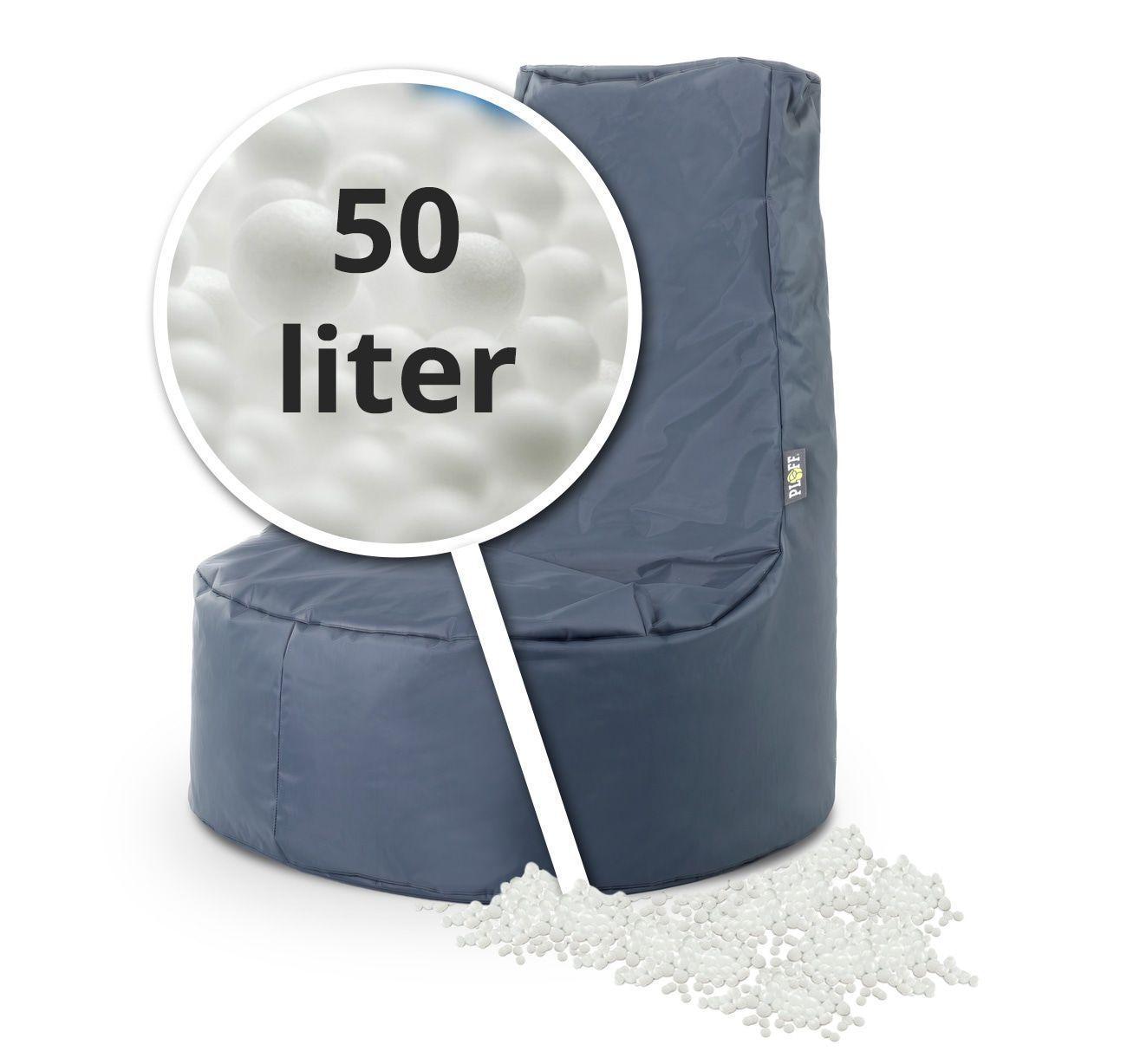 EPS Zitzak Navulling 50 liter