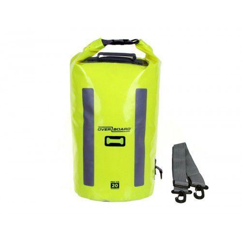 Overboard Dry-Tube Pro-Vis 20 Liter Geel