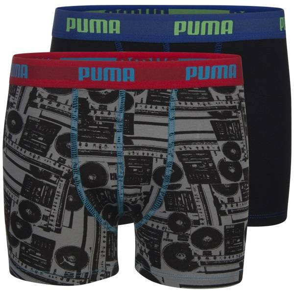 Puma You Are The DJ Boys Black/Grey 2-pack-128
