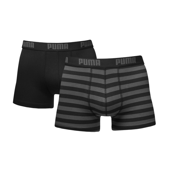 Puma Stripe Black NOS 2-pack