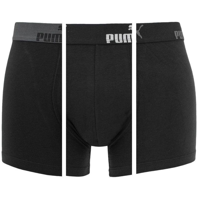 Puma Number1 Boxer 3-pack Black
