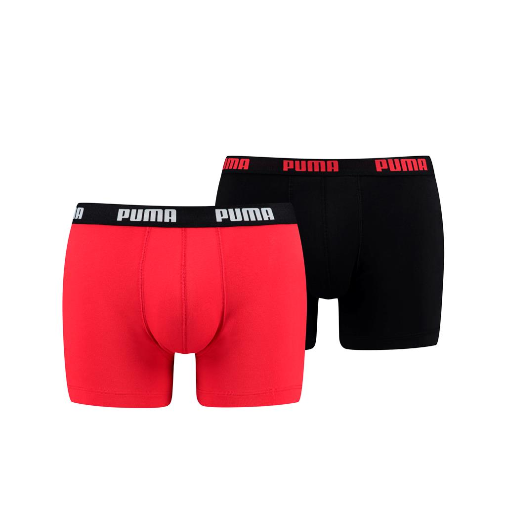 Puma Basic Red-XL