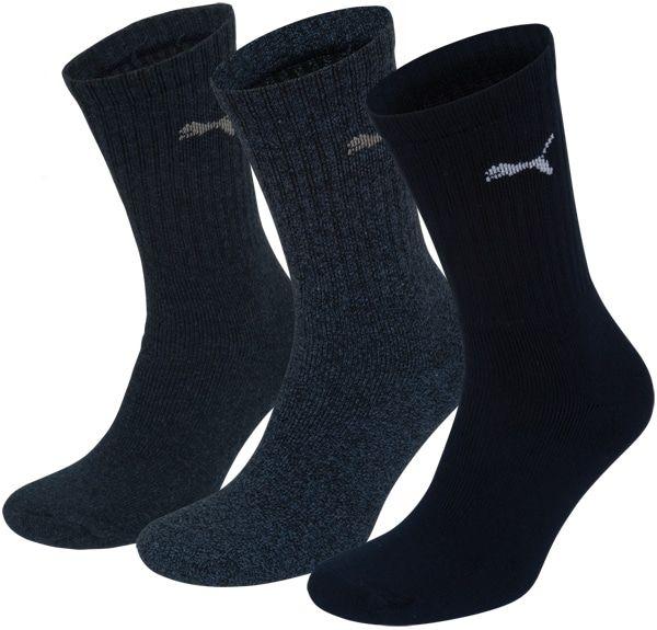 Puma sokken sport sokken navy 3-pack-39-42