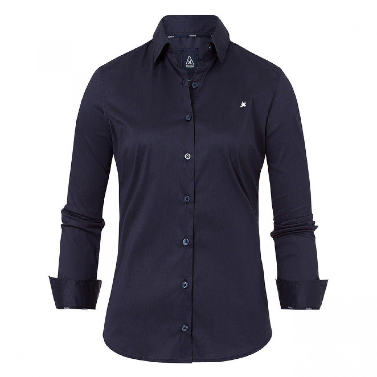 Gaastra dames blouse Navy