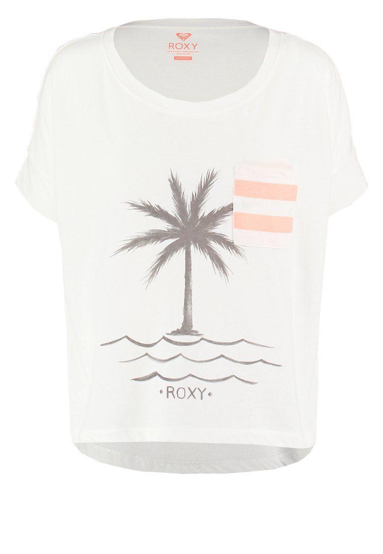 Roxy Boxy Pocket Bondi Wave Shirt WCD0