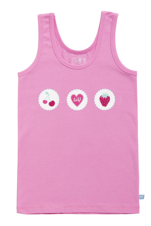 Lief! Girls Singlet 4521 Pink
