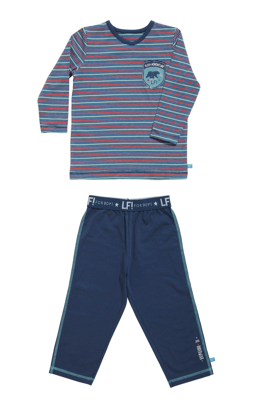 Lief! Boys Pyjama 4547 Small Stripe