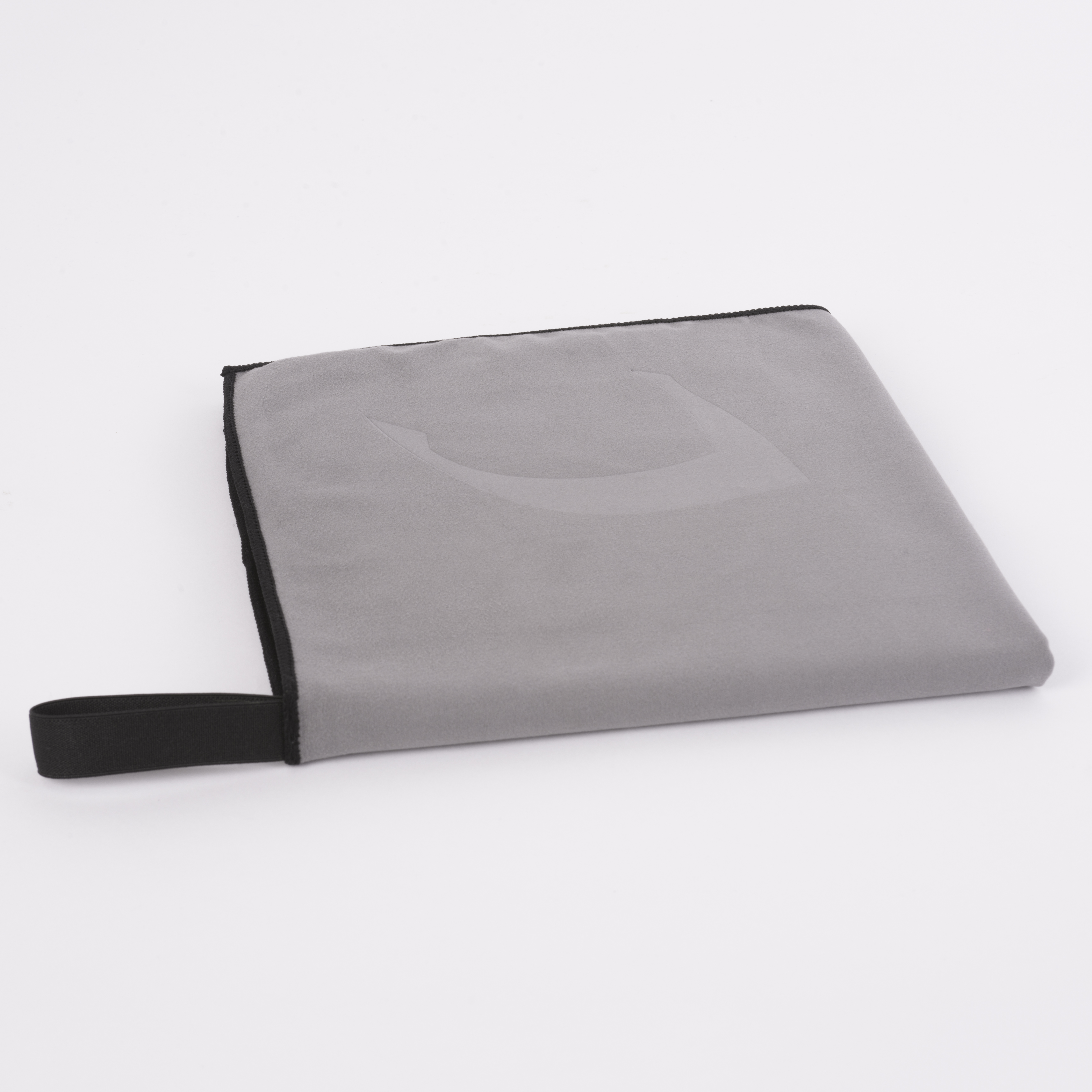 Clarysse Microvezel sneldrogende badlaken 80x150 Grijs