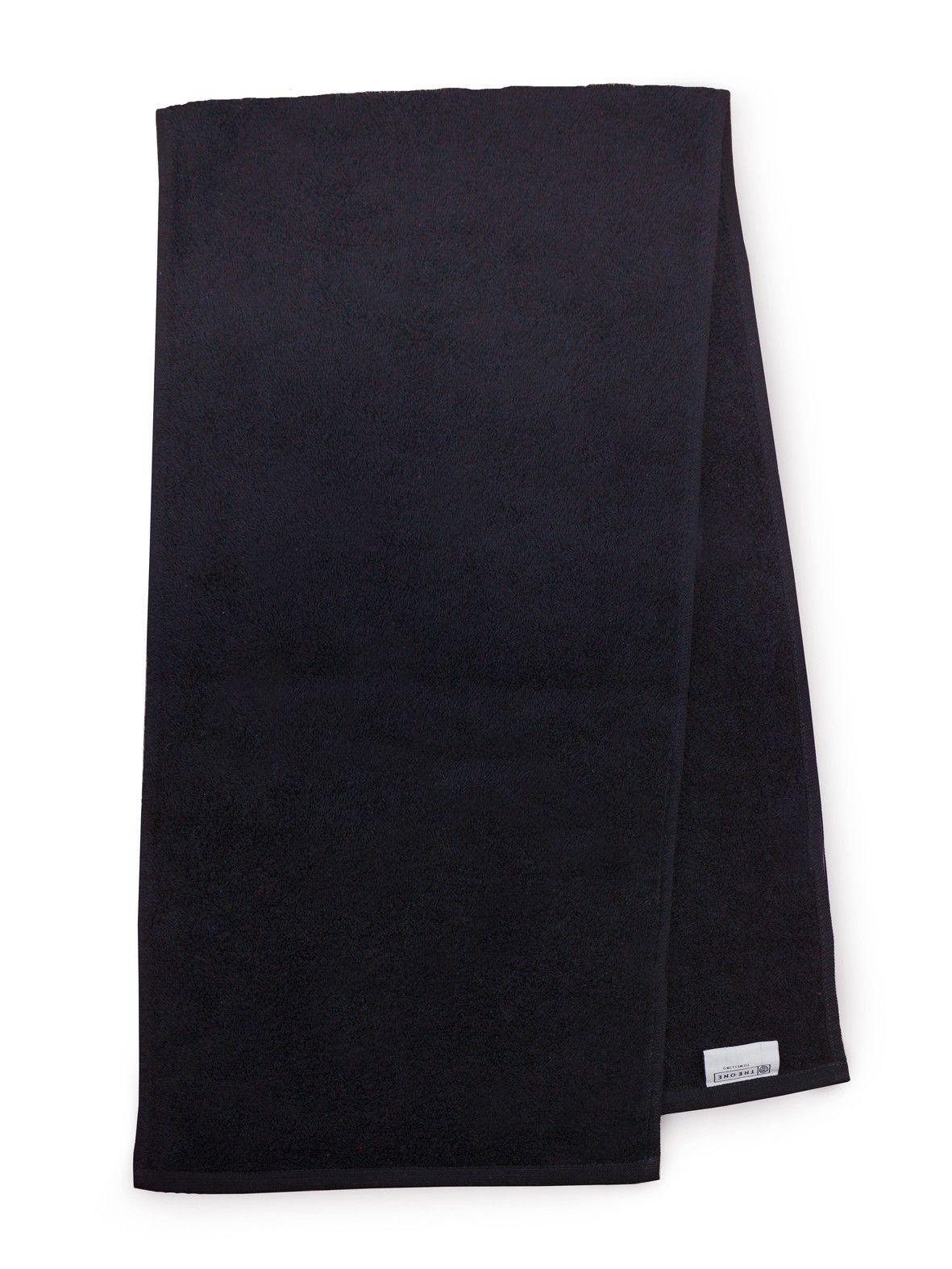 The One Sporthanddoek 450 gram Zwart