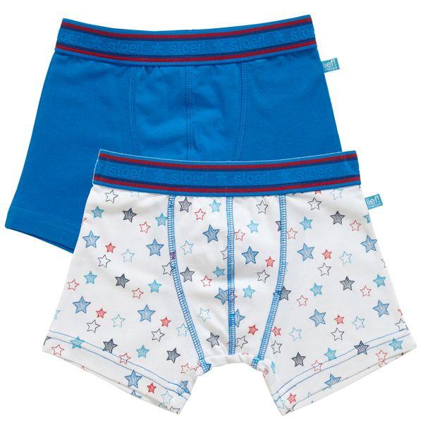 Stoer! 2-pack shorts
