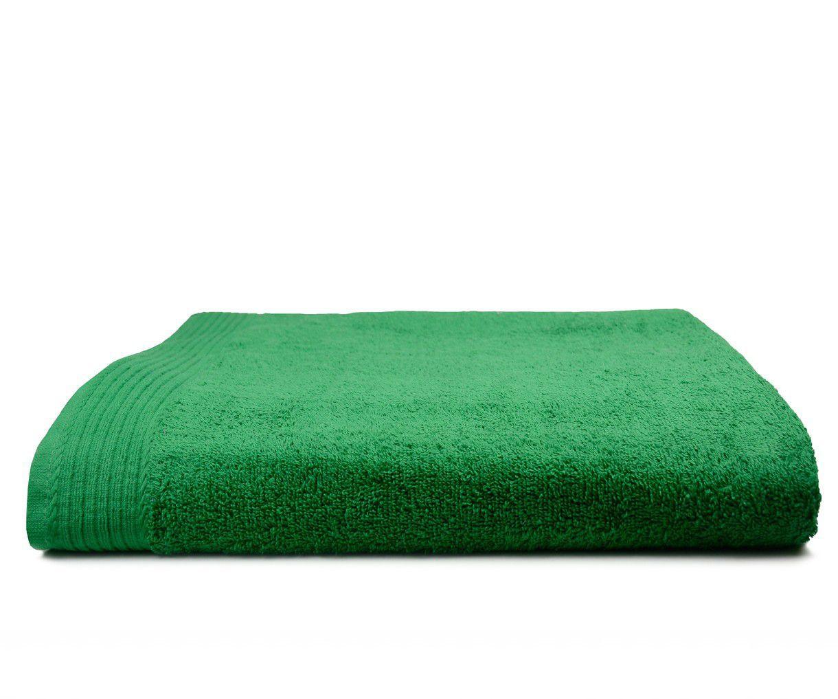 The One Badlaken 450 gram 100x180 cm Groen