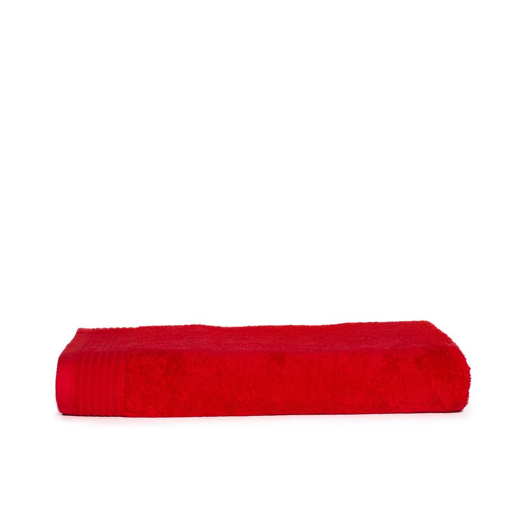 The One Badlaken 450 gram 100x180 cm Rood
