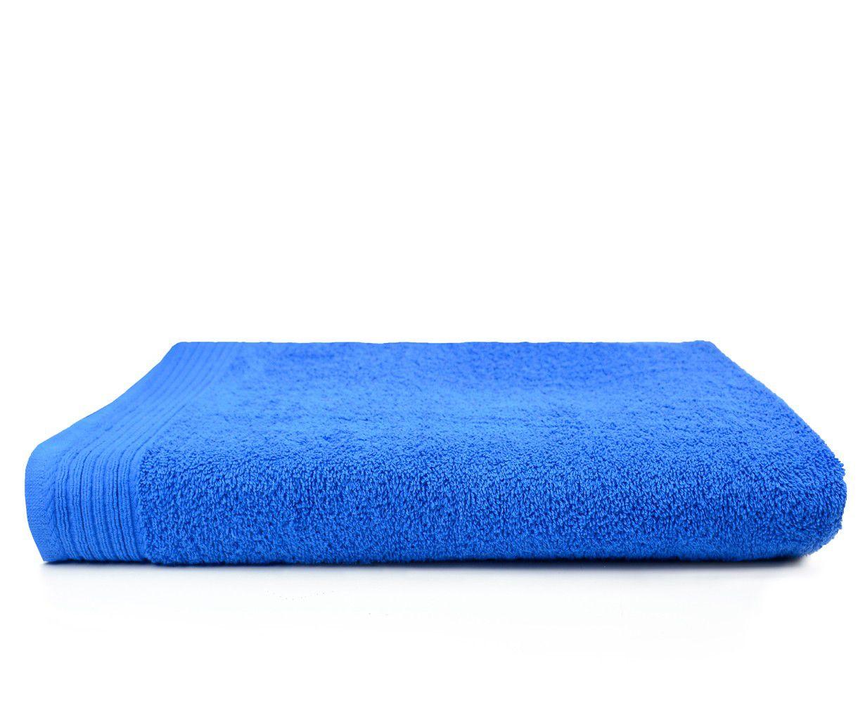 The One Badlaken 450 gram 100x180 cm Royal Blue