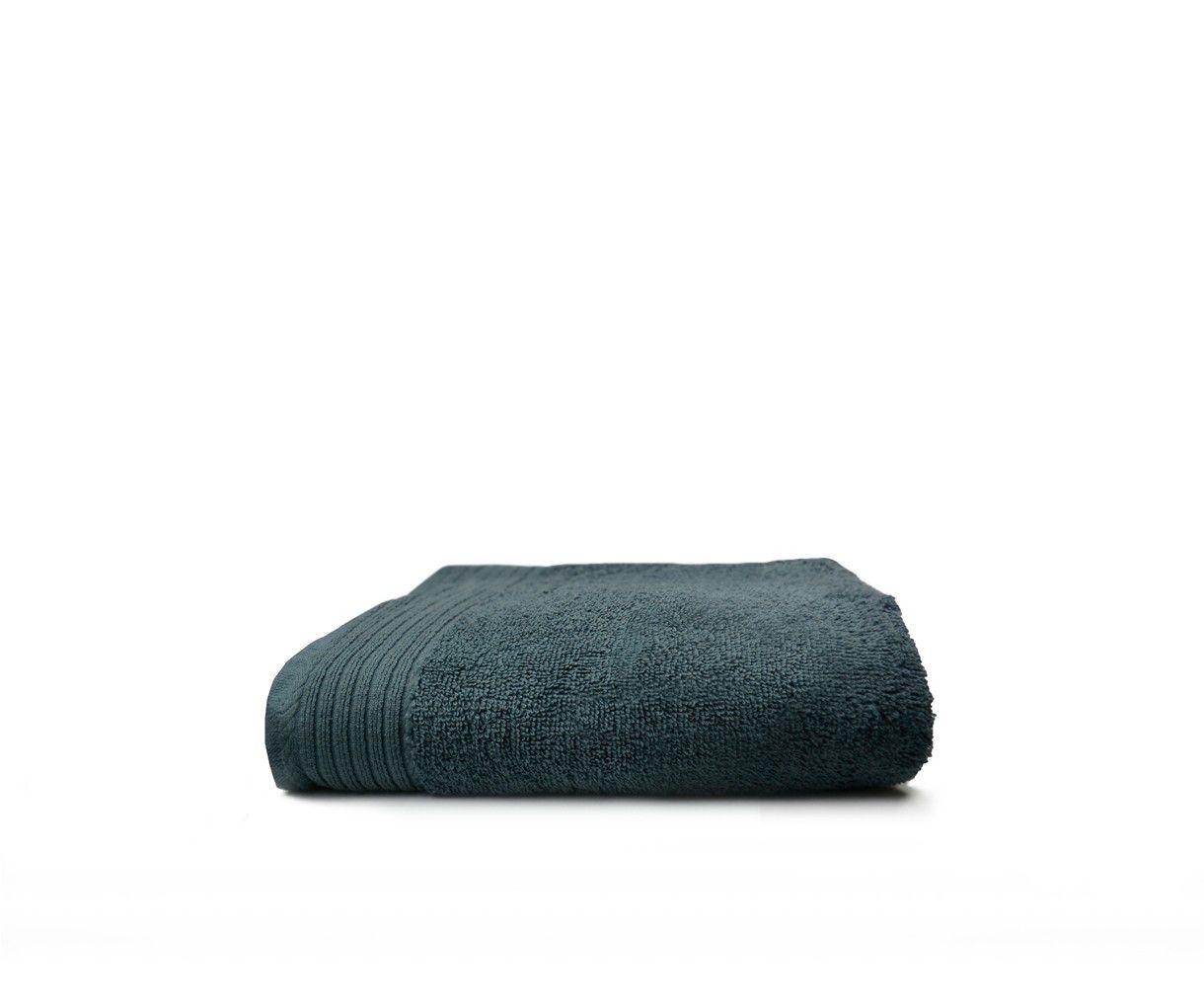 The One Handdoek 450 Gram 50 X 100 Cm Antraciet