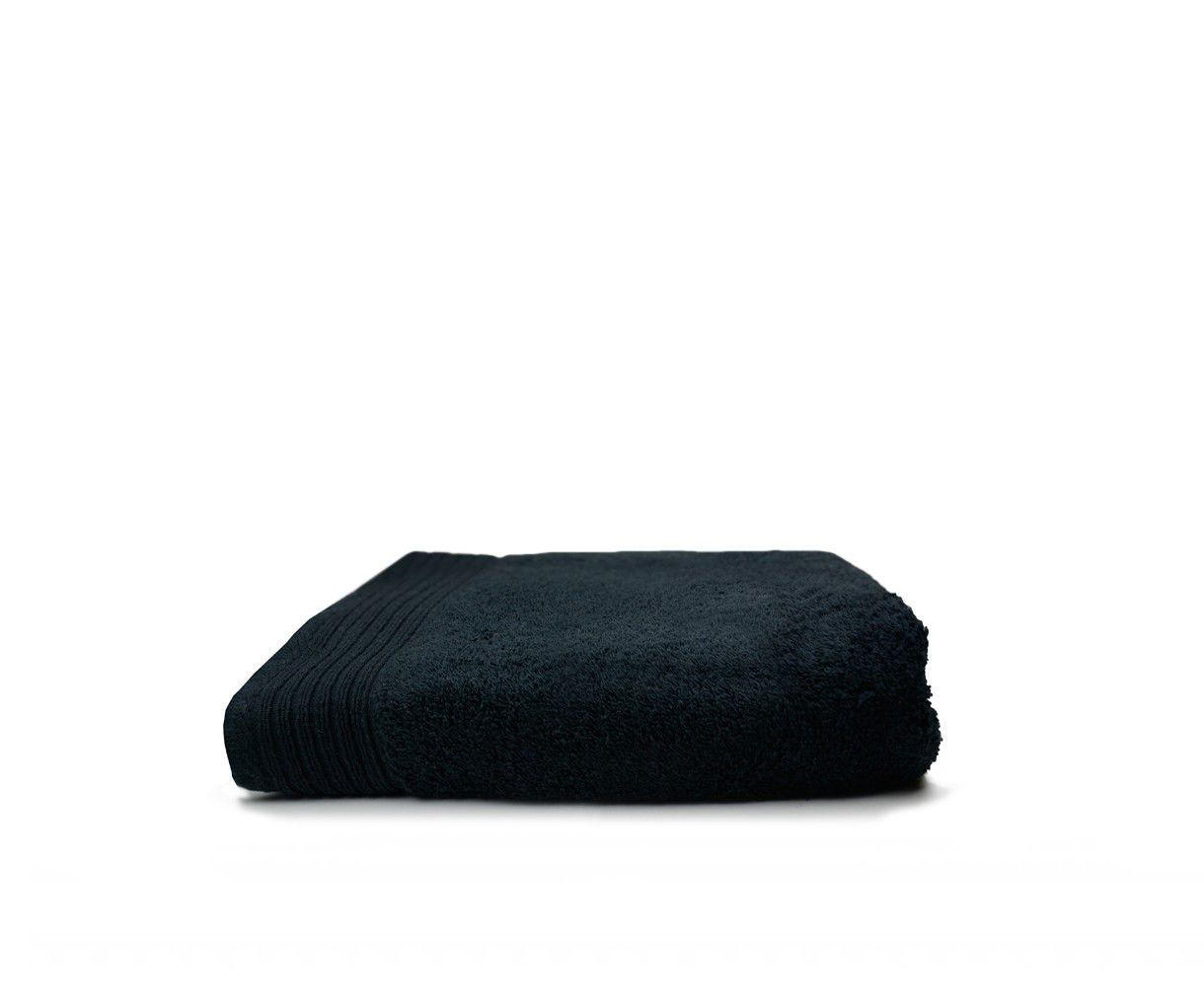 The One Handdoek 450 gram 50x100 cm Zwart