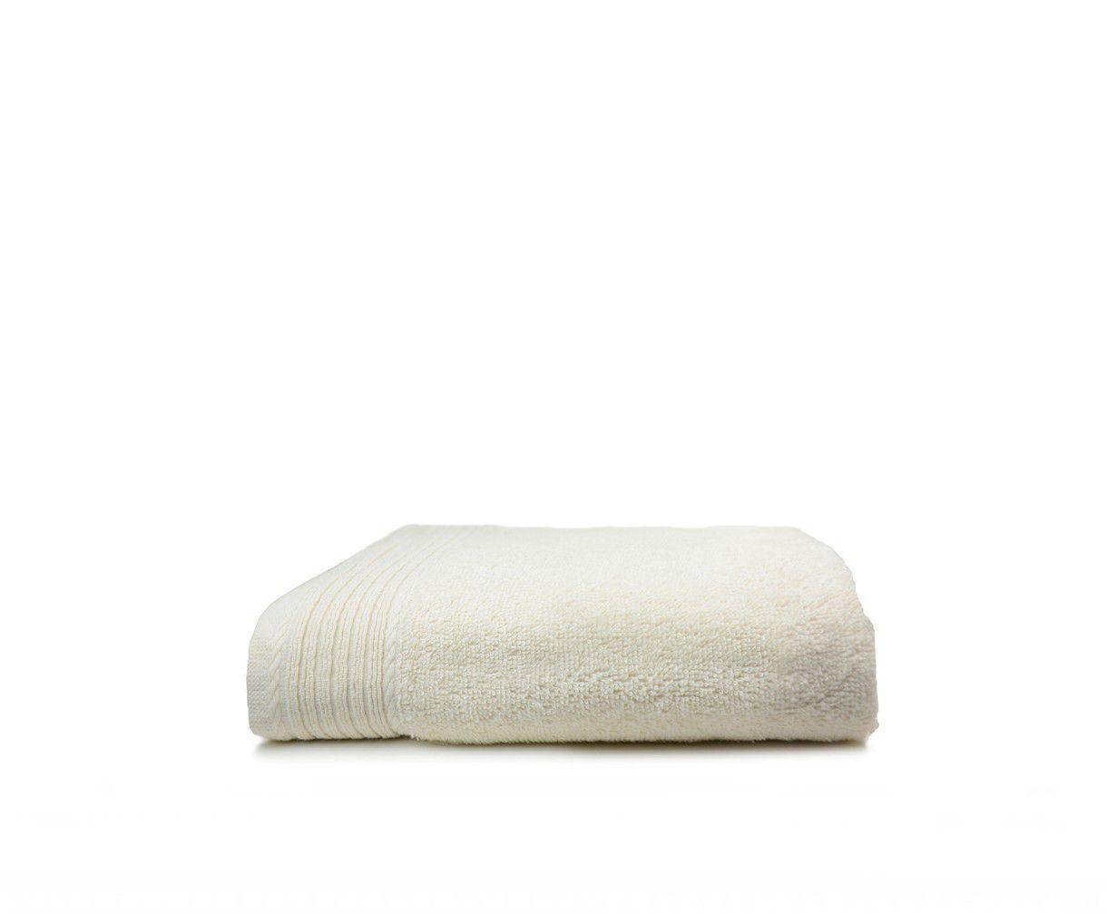 The One Handdoek 450 gram 50x100 cm Creme