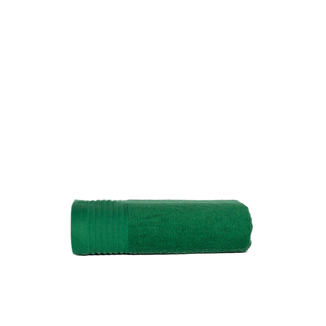 The One Handdoek 450 gram 50x100 cm Groen