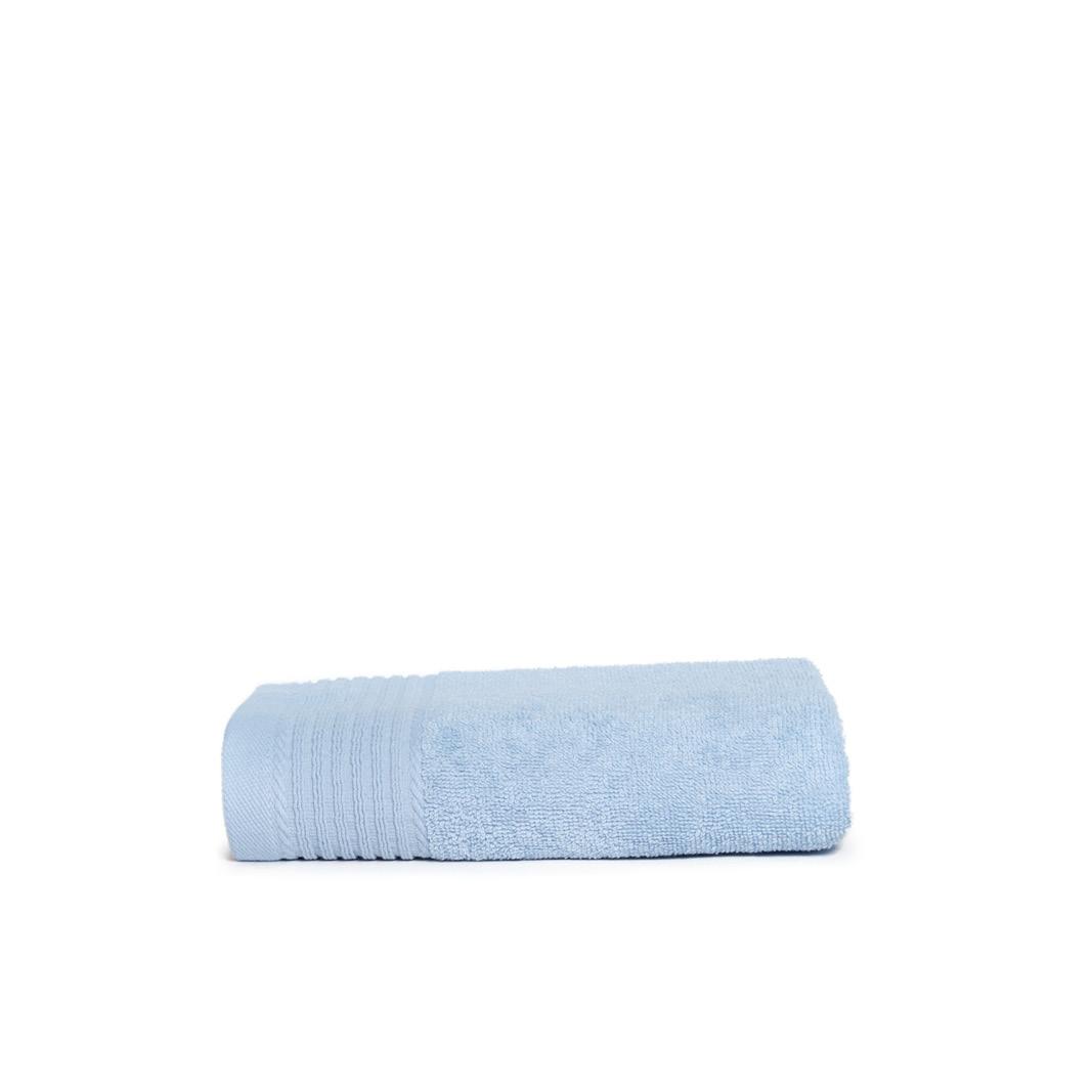 The One Handdoek 450 gram 50x100 cm Licht Blauw