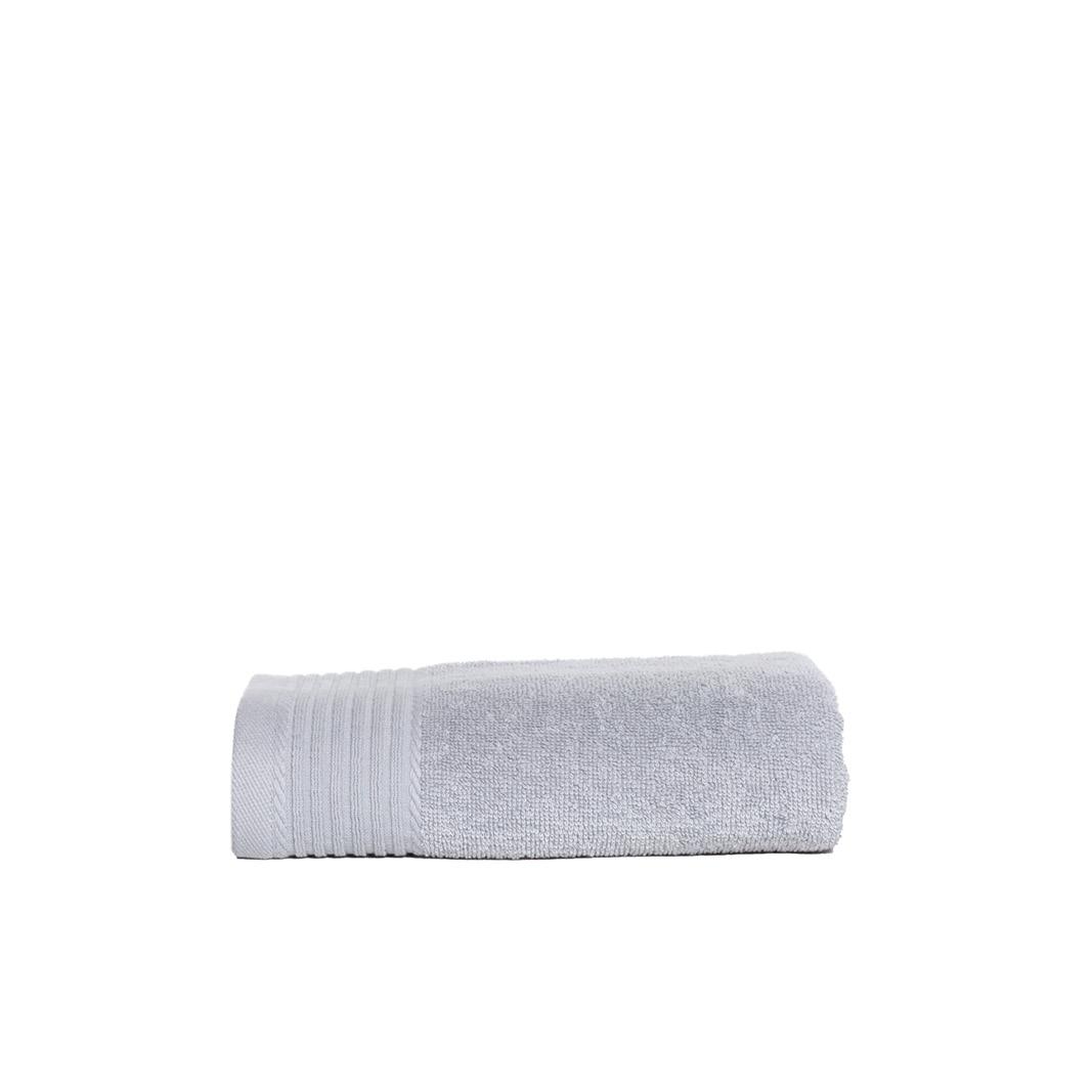 The One Handdoek 450 gram 50x100 cm Licht grijs
