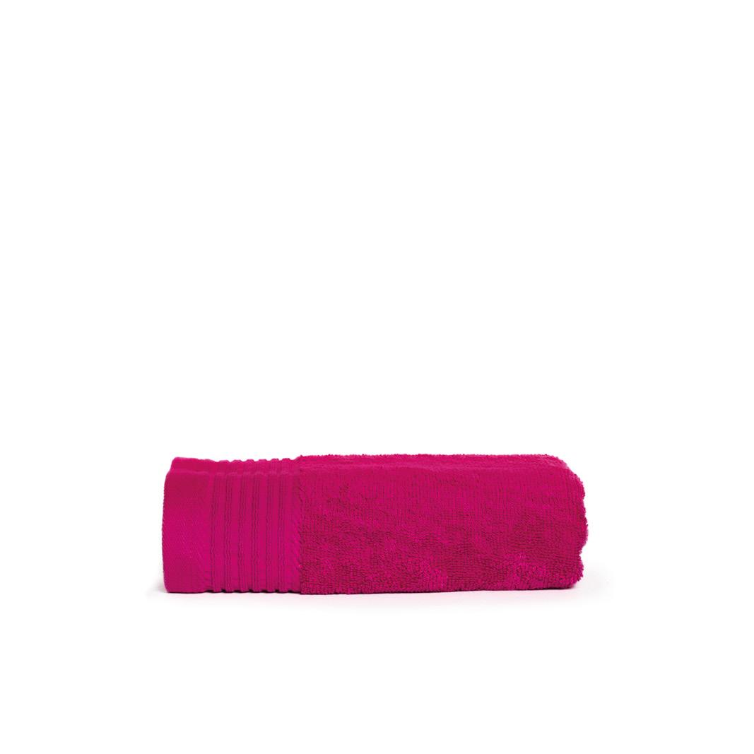 The One Handdoek 450 gram 50x100 cm Magenta