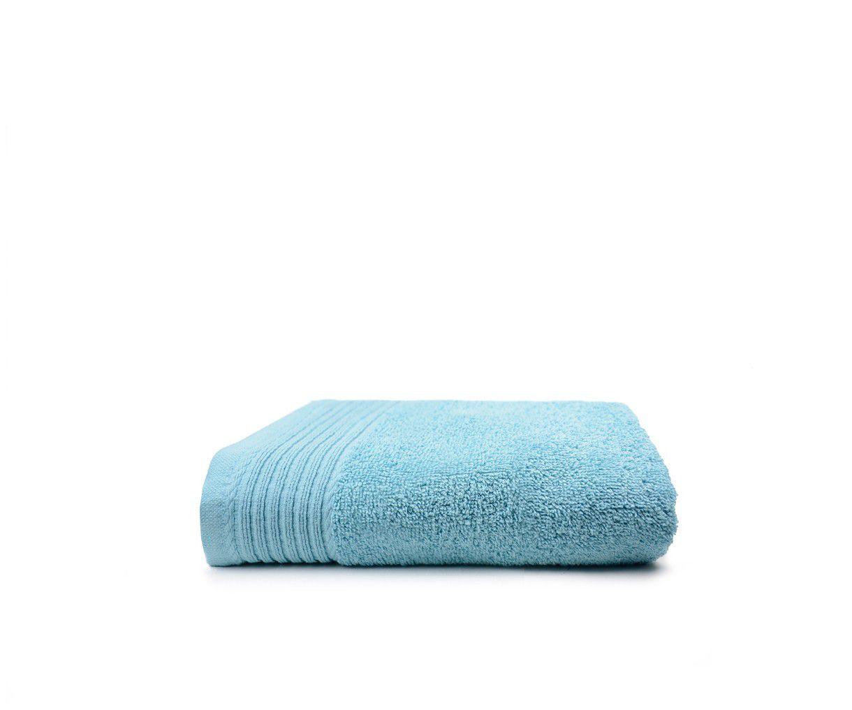 The One Handdoek 450 gram 50x100 cm Petrol