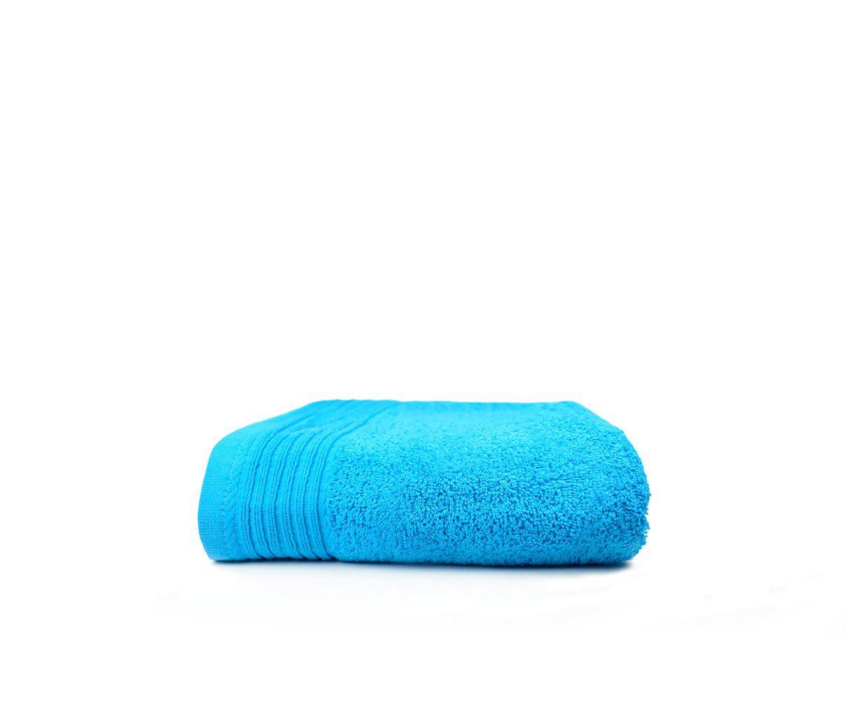 The One Handdoek 450 gram 50x100 cm Turquoise