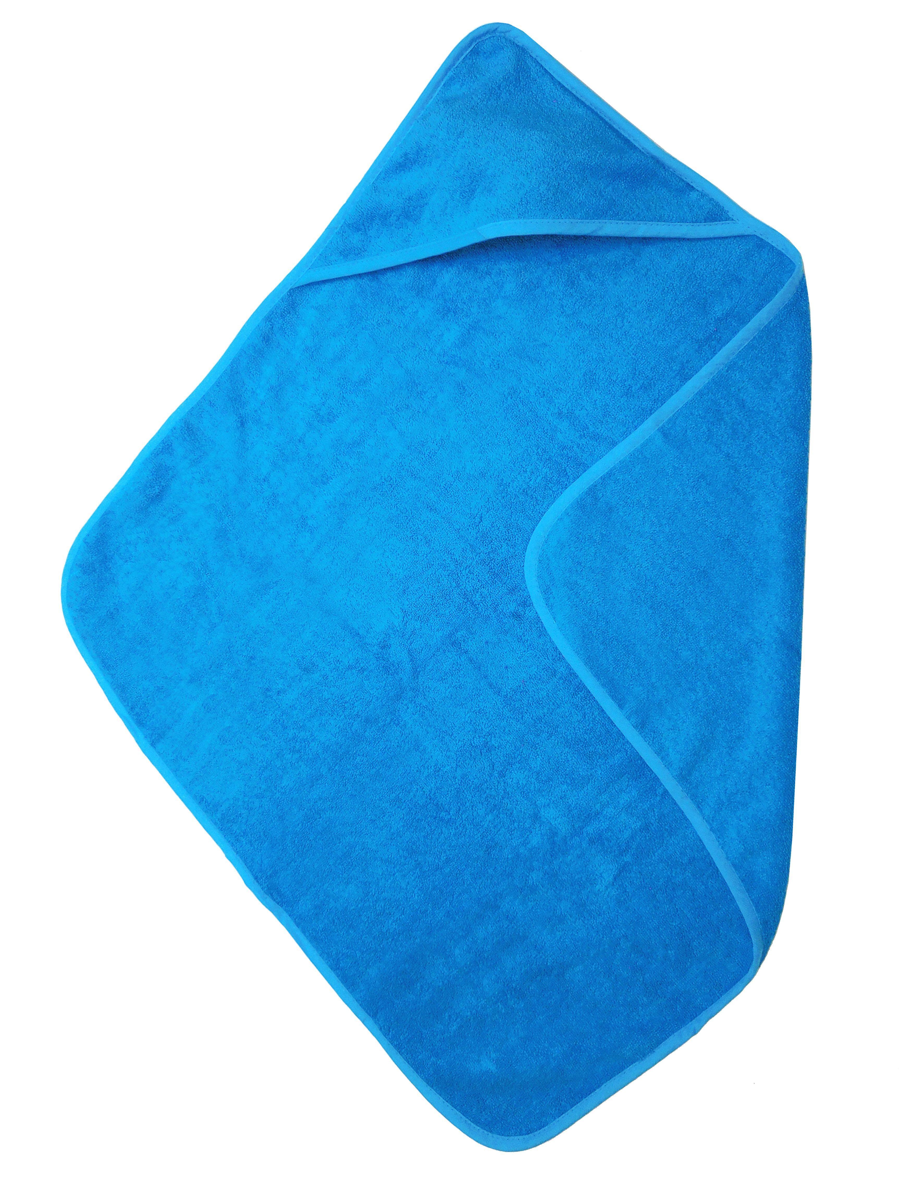 The One Baby Handdoek 75x75 Turquoise