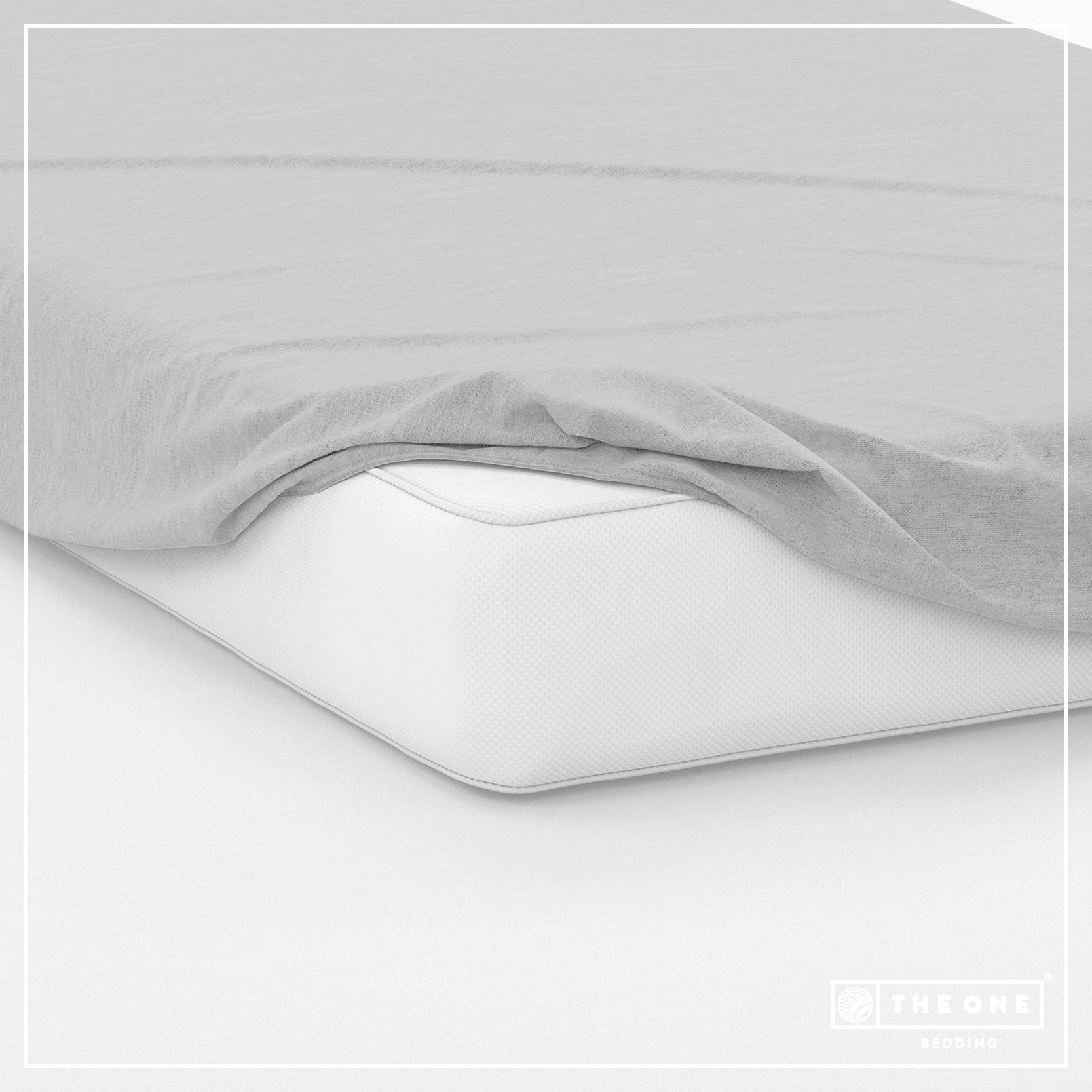 The One Hoeslaken Light Grey-100 x 220 cm