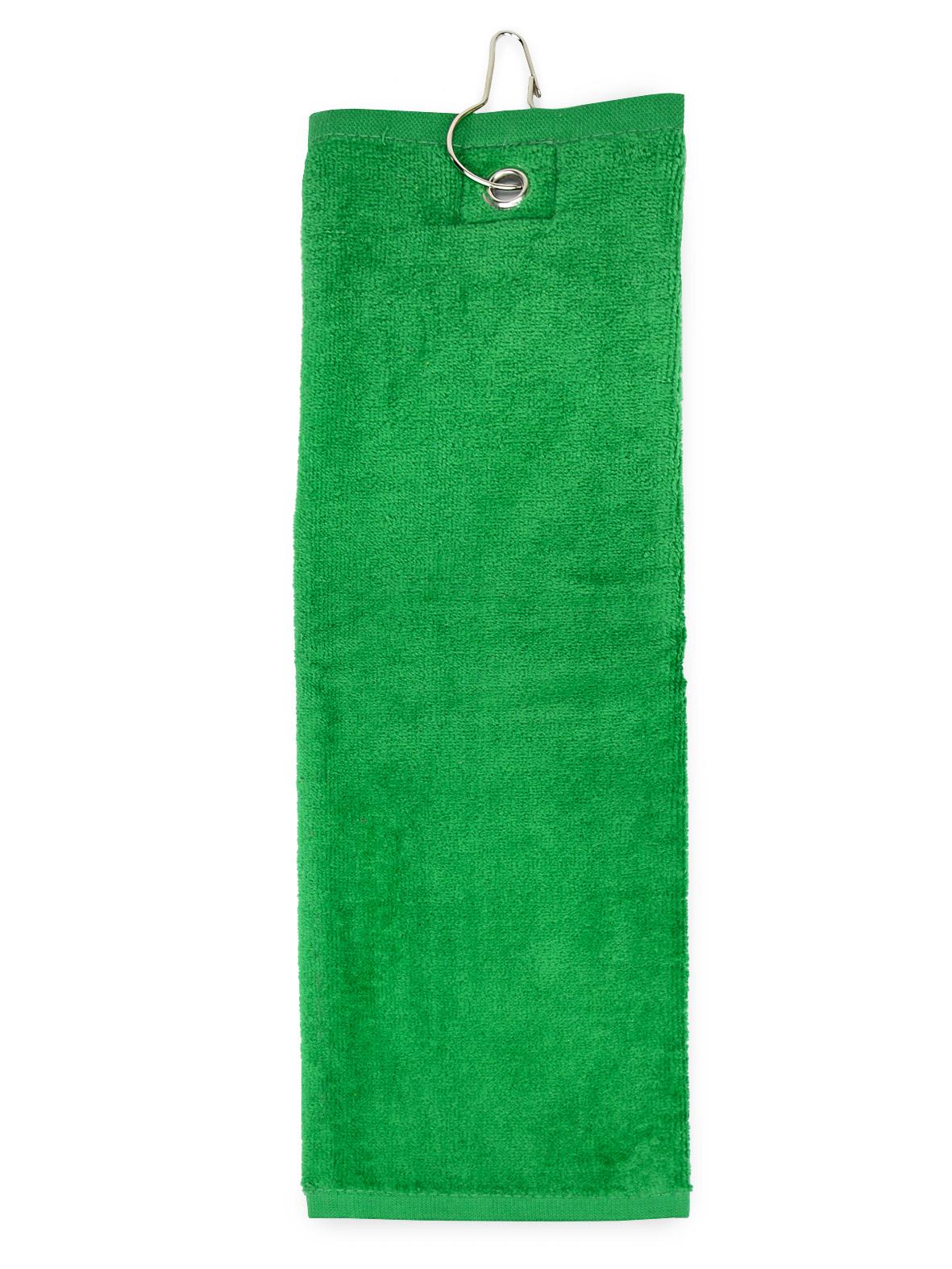 The One Golfhanddoek 30x50 cm 450 gram Groen