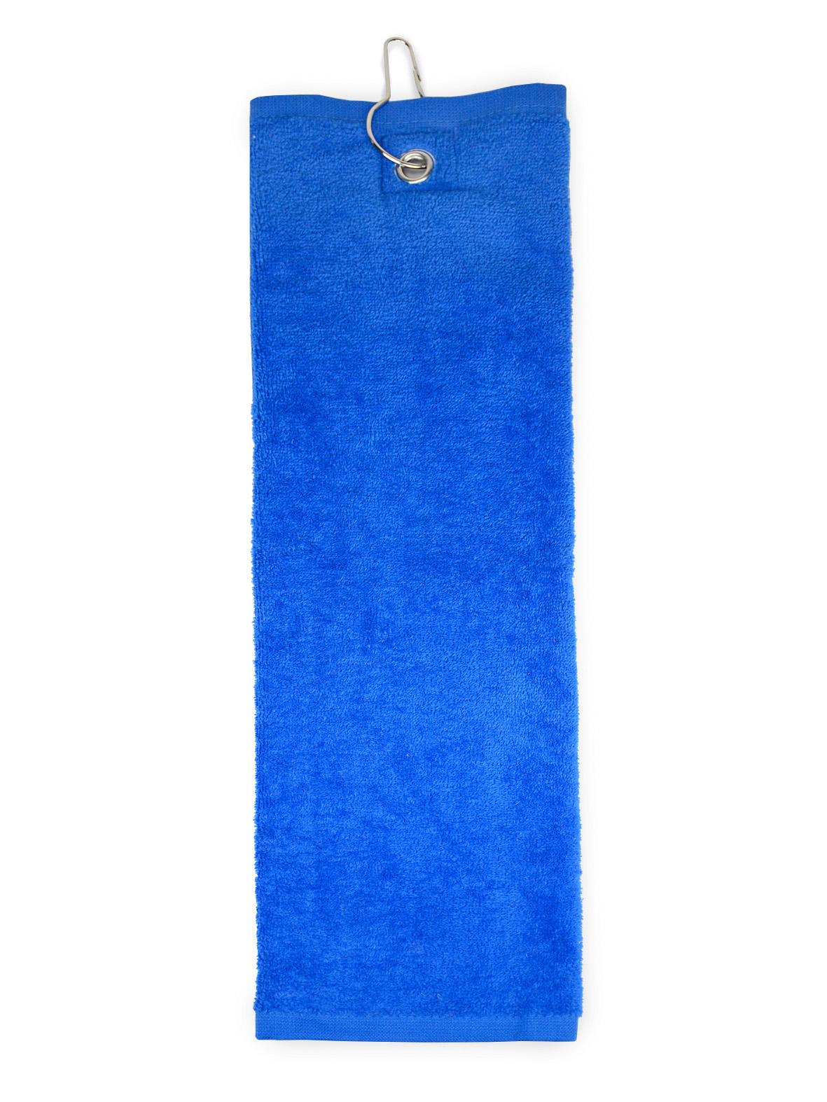 The One Golfhanddoek 40x50 cm 450 gram Blauw