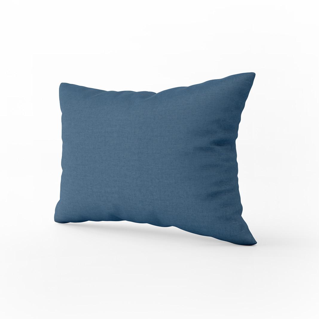 The One Kussensloop Classic Indigo Blue