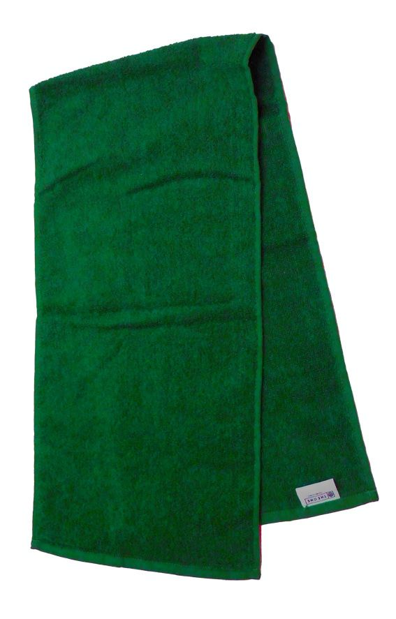 The One Sporthanddoek 450 gram Groen