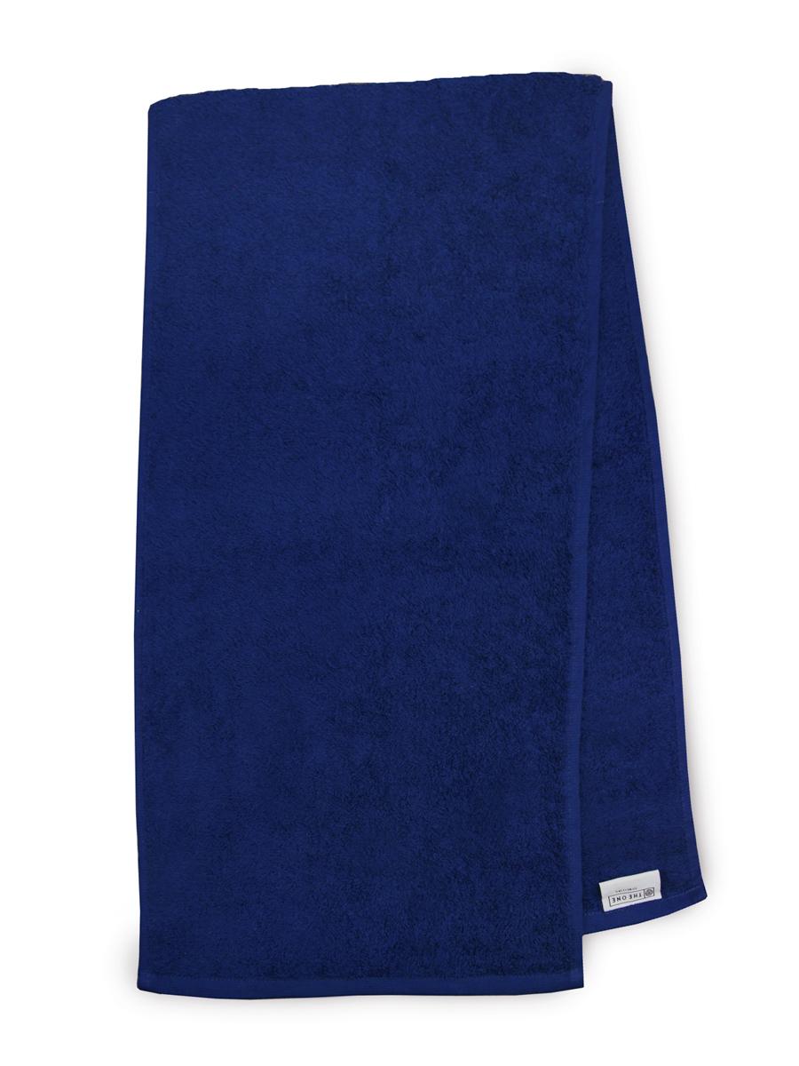 The One Sporthanddoek 30x130 cm 450 gram Donker blauw